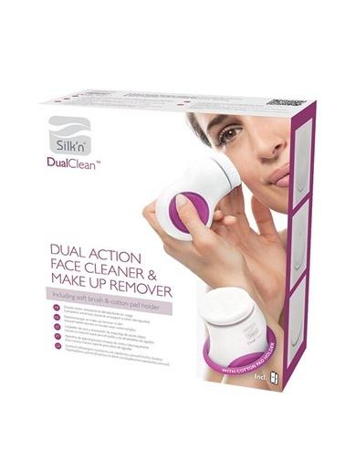 Silk'n Dual Clean Yüz Temizleme Fırçası-Silk'n